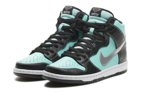 Nike Tiffany SB Dunk High