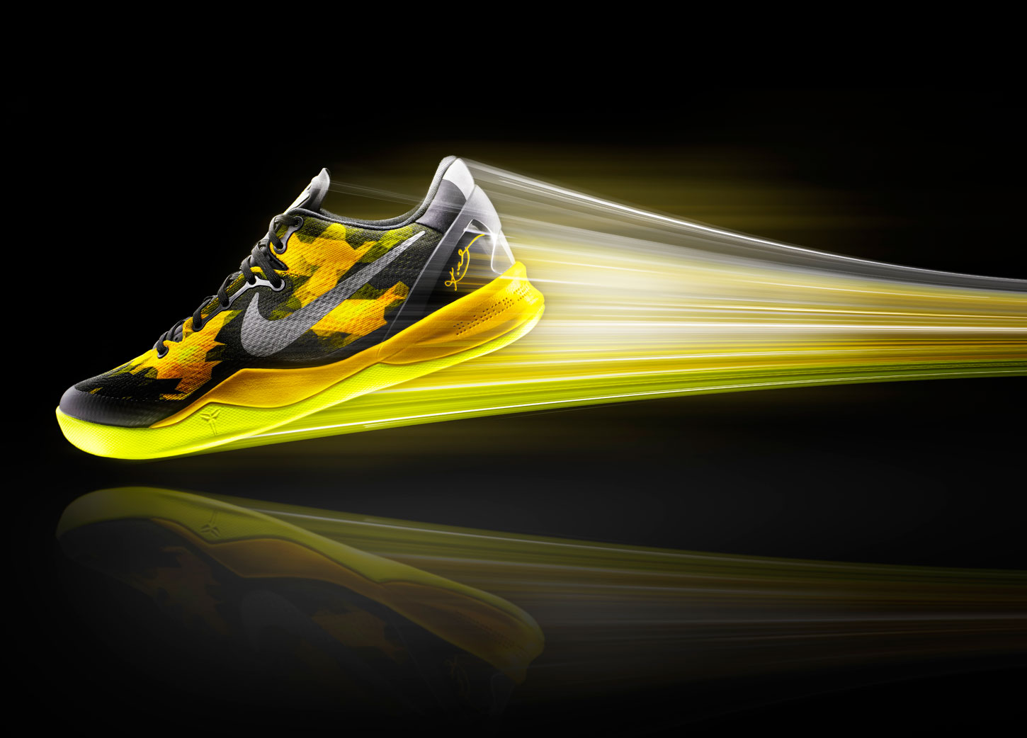 Nike Kobe 8 reviewed by Peyton Mortellite for the Sneakers App
