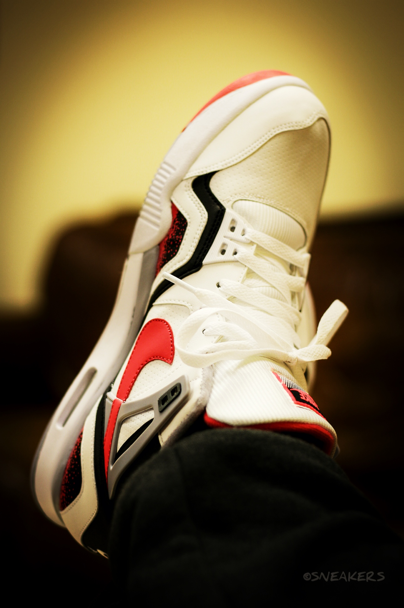 Air Tech Challenge II @Sneaks