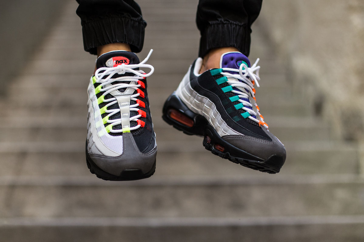 Dave White x Nike Air Max 95 Albion Pack