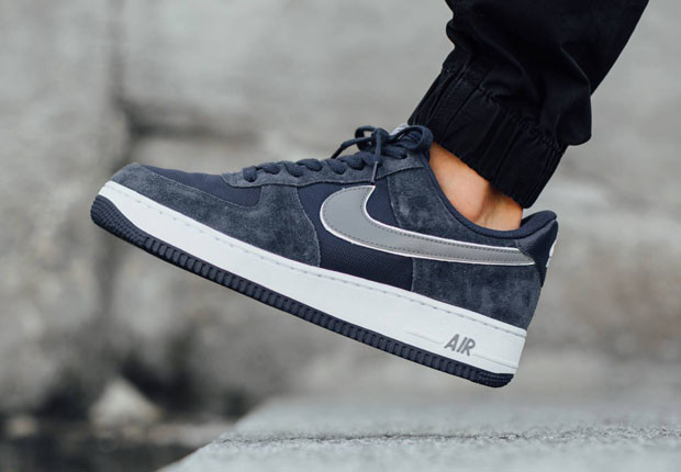 Nike Air Force 1 Remastered with Double Swoosh