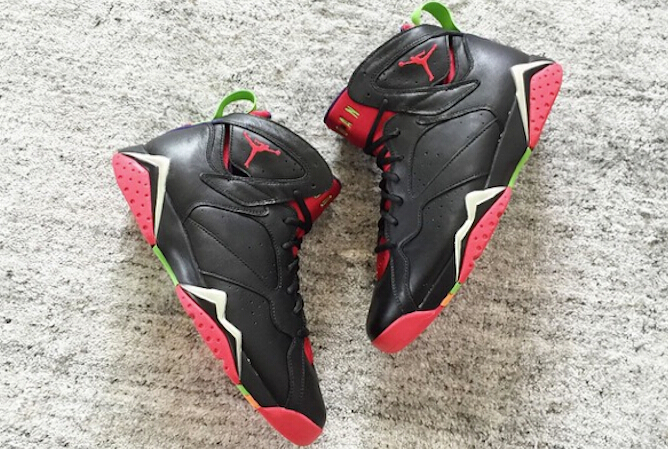Jordan 7 Marvin the Martian