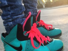Lebron VIII South Beach