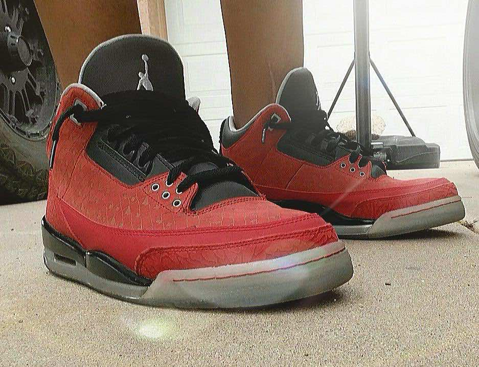 Air Jordan 3 Retro DB @Bkill9318