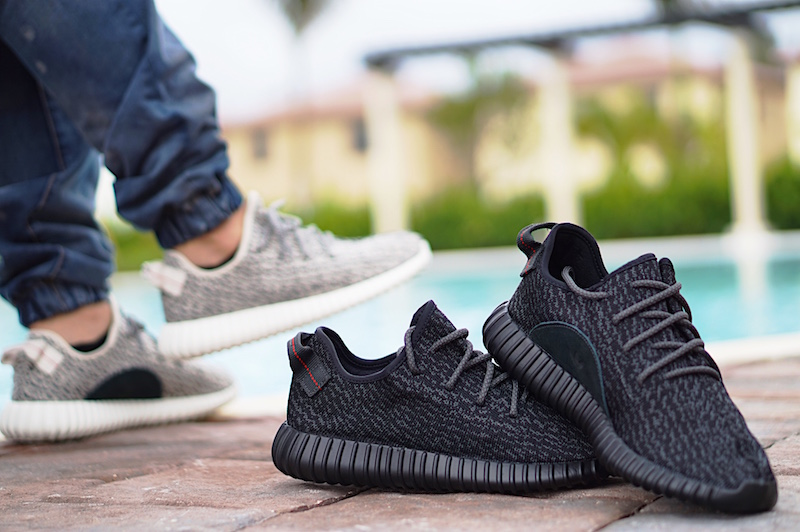 Yeezy Boost 350 Black Prix