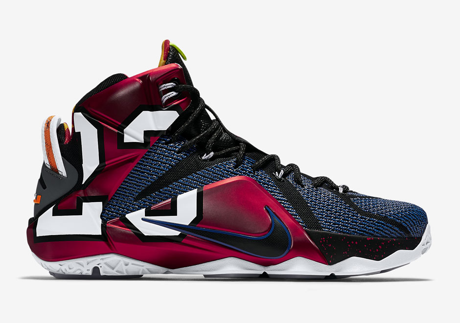 "LeBron 12 ""What The"""