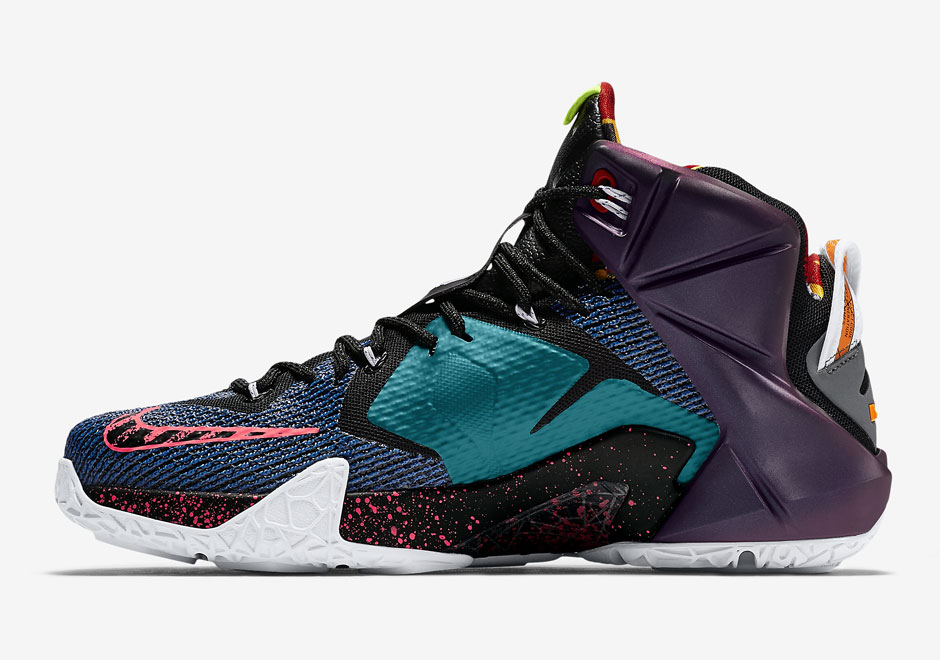 What The - Nike Lebron 12_2