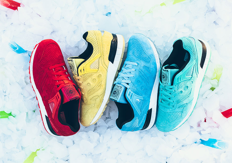 "Saucony ""No Chill"" Pack"