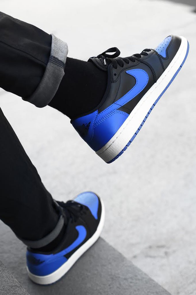 Air Jordan 1 Low Royal_2