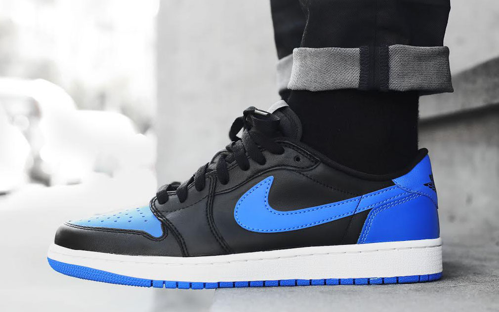 Air Jordan 1 Low Royal_3