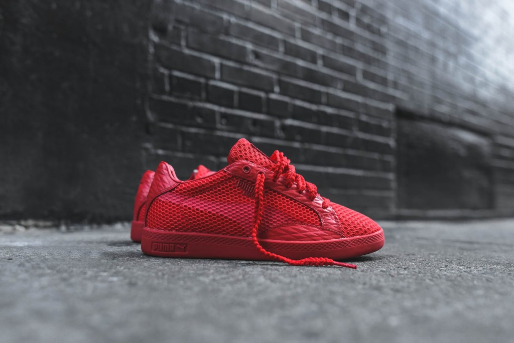 Puma X Solange Match Pack Red