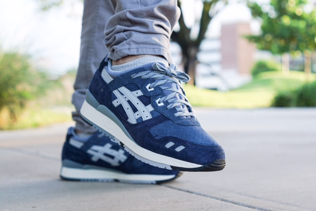 JCrew x Asics Gel Lyte III via Sneakers App_2