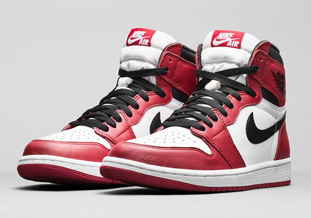 "e8829b081815f6 Here s Another Chance To Cop The Air Jordan 1 ""Chicago"" - Unlkd"
