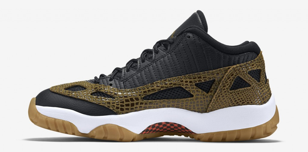 jordan-11-ie-low-black-gum-snake-1