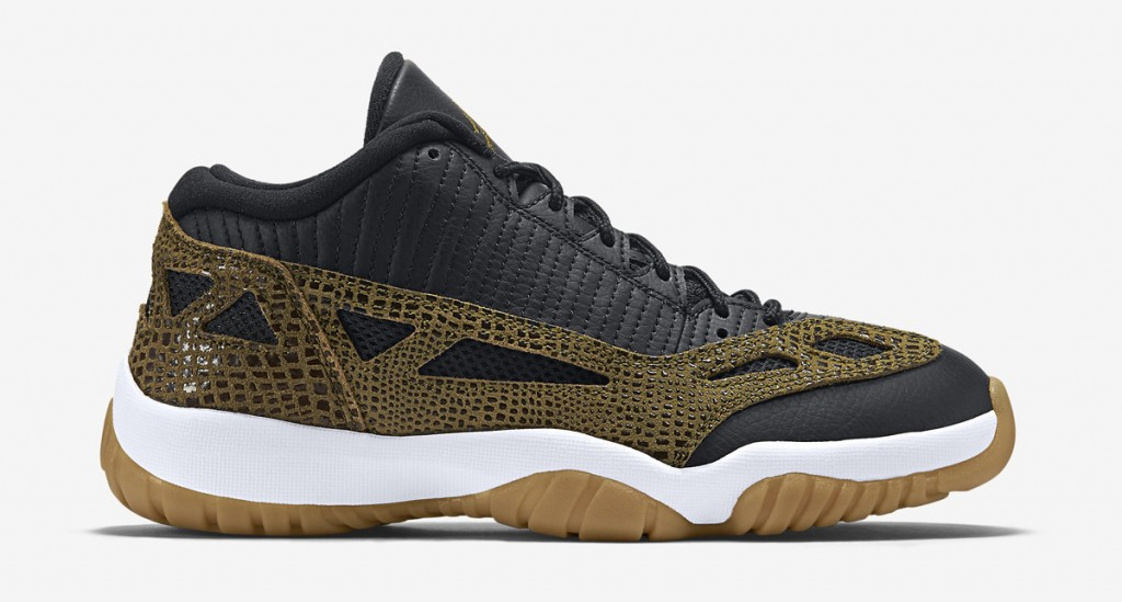 jordan-11-ie-low-black-gum-snake