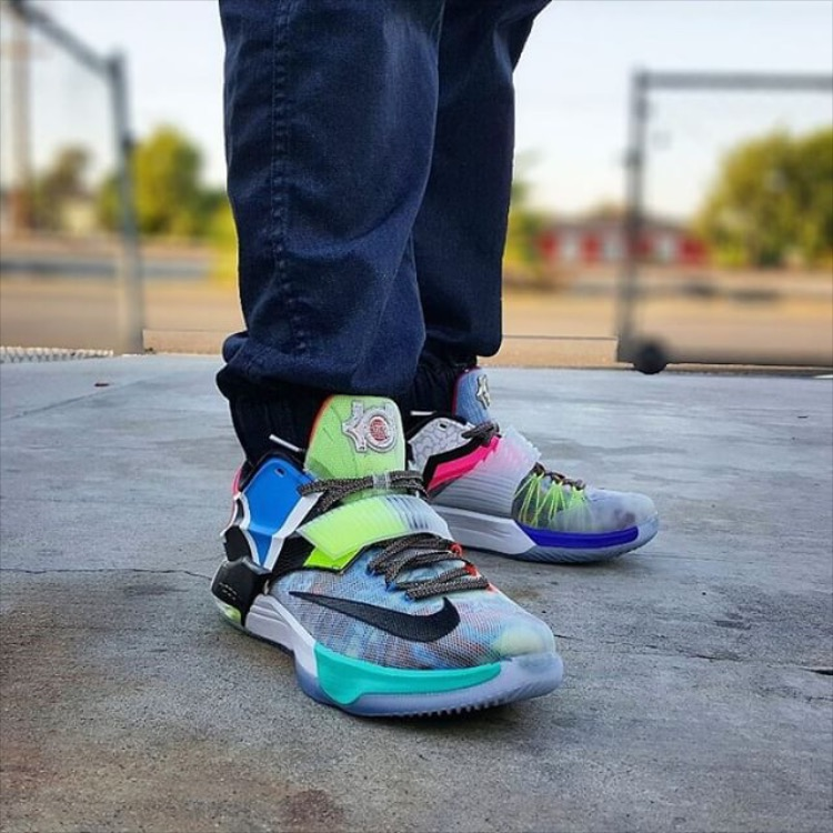 """""""What The"""" Nike KD VII"""