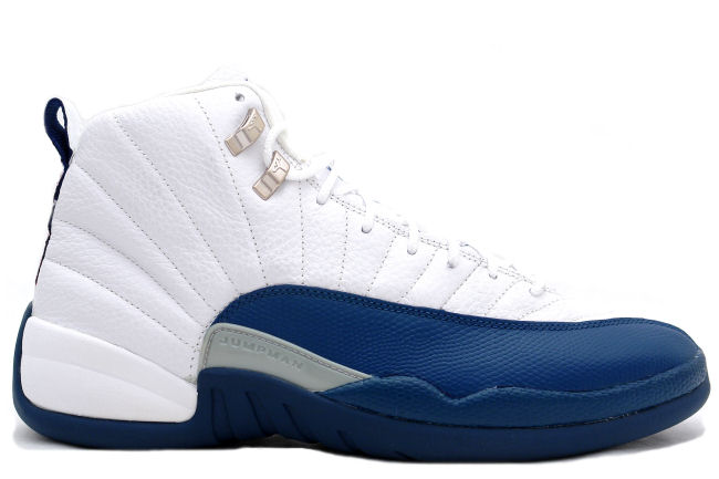 "Jordan 12 ""French Blue"""