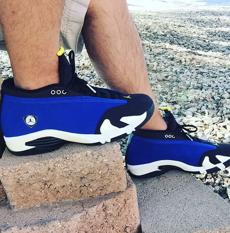 "Air Jordan Retro XIV ""Laney"""
